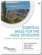 The book provides over a dozen proven practices that help developers improve their coding practices and make their code more easily changeable and maintainable in Agile projects. Sample chapters are available.